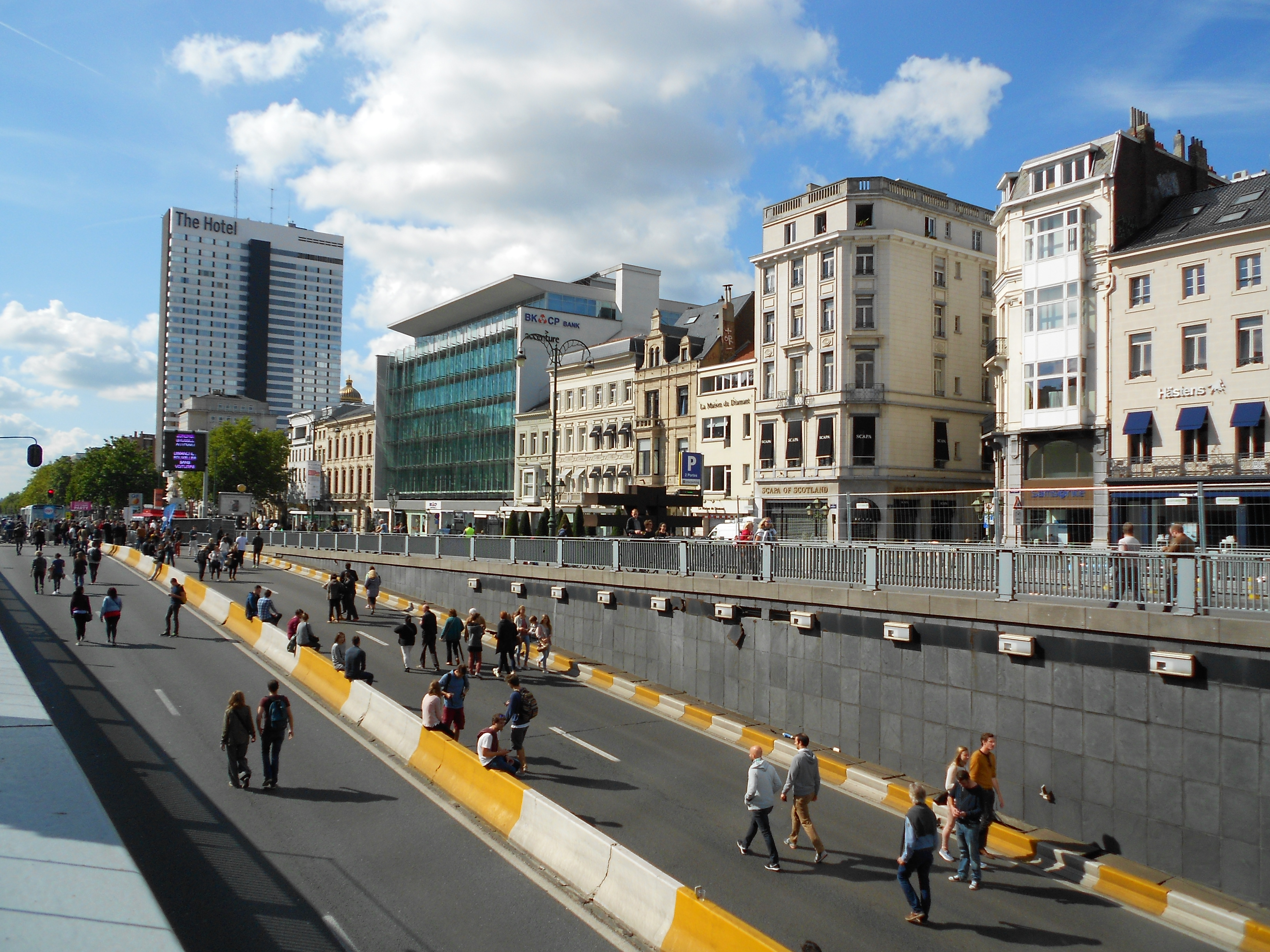 """European Youth Capital"" makes Varna a city without cars for one day"