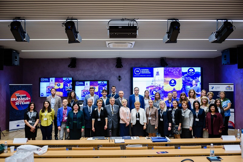 8 countries participate in the second international forum of partnerships at the Medical University-Varna